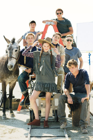 Western Teen Vogue. Изображение № 5.