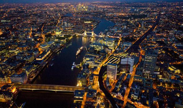 Изображение 15. Ночной LONDON.. Изображение № 15.