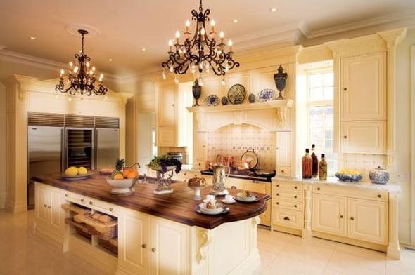 Сочетание цвета в интерьере кухни. Изображение № 3.