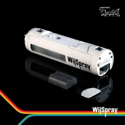 Wii Spray. Изображение № 1.