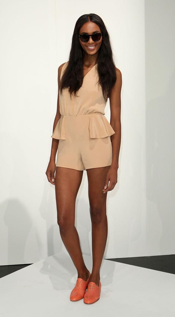 New York Fashion Week Spring 2012: День первый. Изображение № 2.