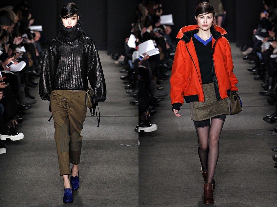 Неделя моды в Нью-Йорке: Первые показы. Изображение № 9.