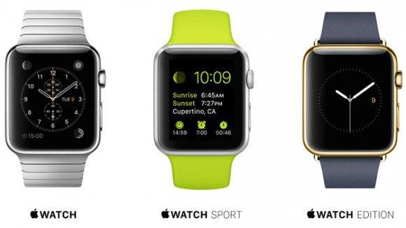 Слух: Apple Watch появятся в продаже весной 2015 года. Изображение № 1.