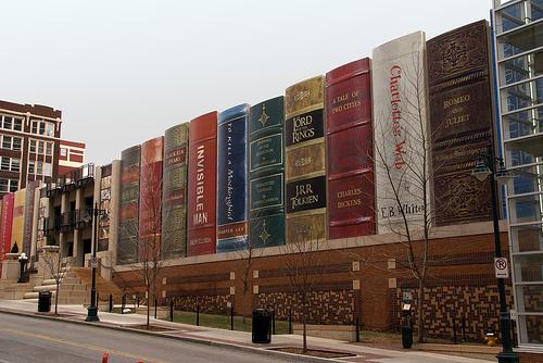 Библиотека вКанзас-Сити. Изображение № 1.