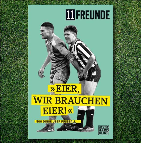 Заметки на полях: Журналы о футболе, которые на самом деле интересно читать. Изображение №26.
