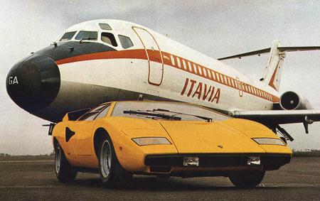 Lamborghini 1974 Countach LP400. Изображение № 8.