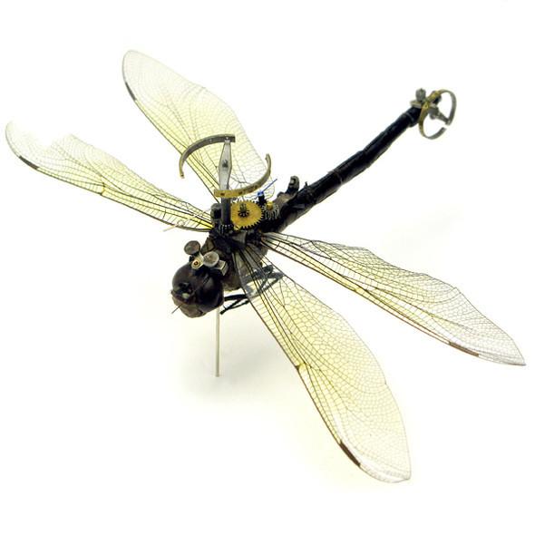 Стимпанк насекомые от Mike Libby. Изображение № 2.