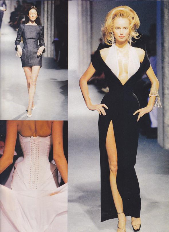 Изображение 6. Thierry Mugler 90-х. Одежда не для толпы, а для истории.. Изображение № 5.