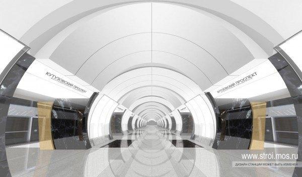 Опубликованы видеотуры по будущим станциям московского метро. Изображение № 3.
