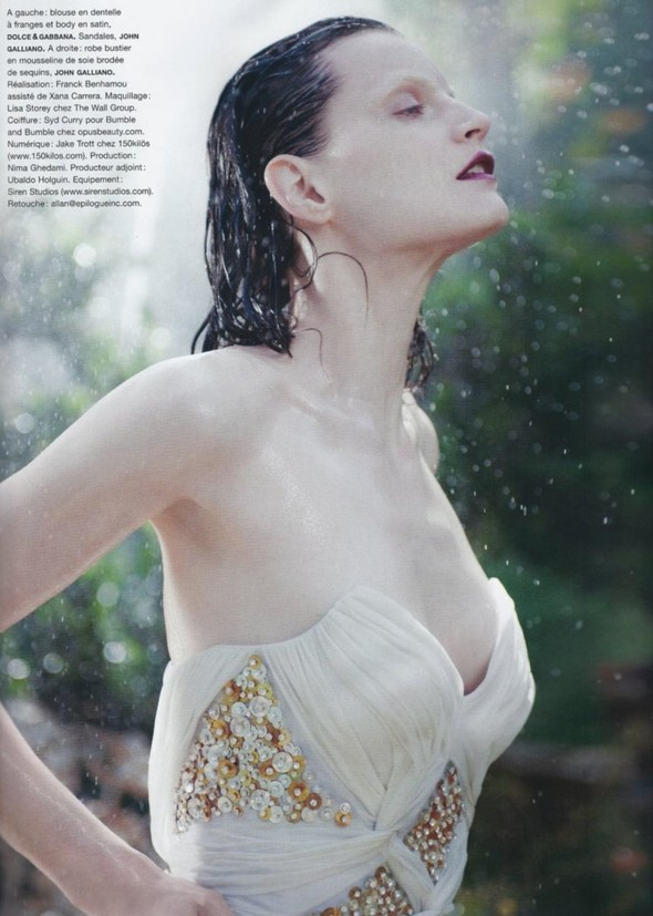 5 новых съемок: Elle, Harper's Bazaar, Numero и Vogue. Изображение № 31.