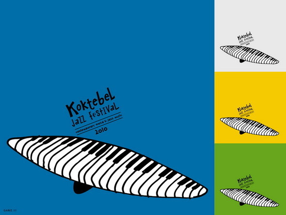 Koktebel Jazz Fest & Sekta: Festival Graphic Contest. Изображение № 77.