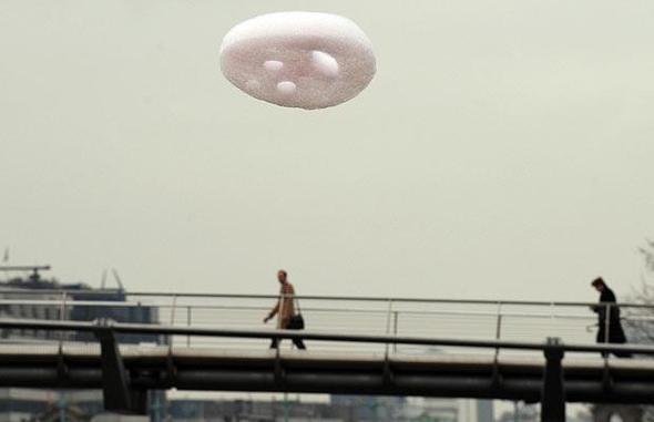 Улыбчивые облака. Изображение № 5.