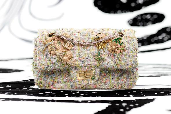 Изображение 3. Лукбук: Chanel Bags SS 2011.. Изображение № 3.