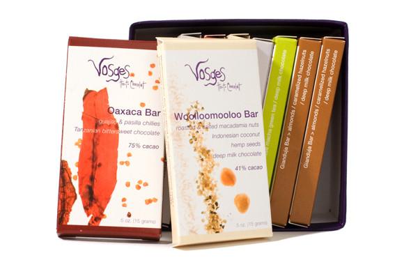 Изображение 6. Vosges: Шоколад с беконом.. Изображение № 6.