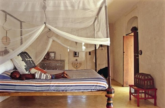 Экзотическая Африка: кенийский интерьер. Изображение № 6.