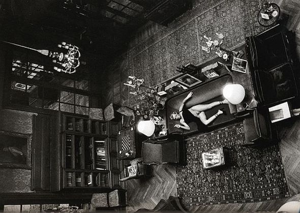 Helmut Newton-гурман женской плоти. Изображение № 15.