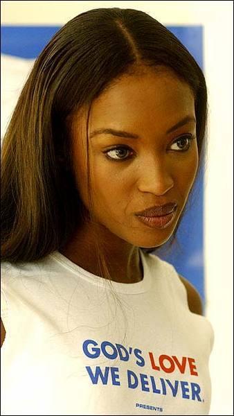 Naomi Campbell. Изображение № 24.