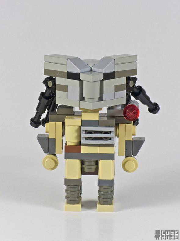 Изображение 21. Lego-герои CubeDude .. Изображение № 21.