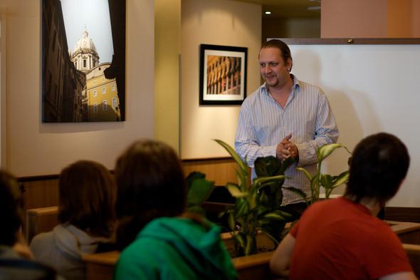 Беседы о фотографии за чашкой кофе. Изображение № 4.