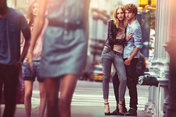 Изображение 17. S/S'11 Ad Campaign: Donna Karan, D&G, DKNY.. Изображение № 16.