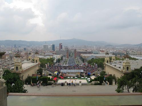 Изображение 7. Барселона: общественные пространства.. Изображение № 9.