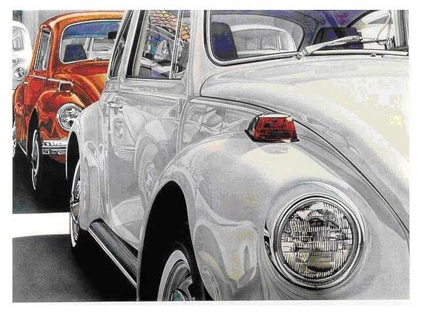 Автомобиль как искусство. Don Eddy. Изображение № 5.