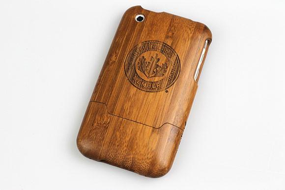 Деревянные корпуса для iPhone. Изображение № 12.