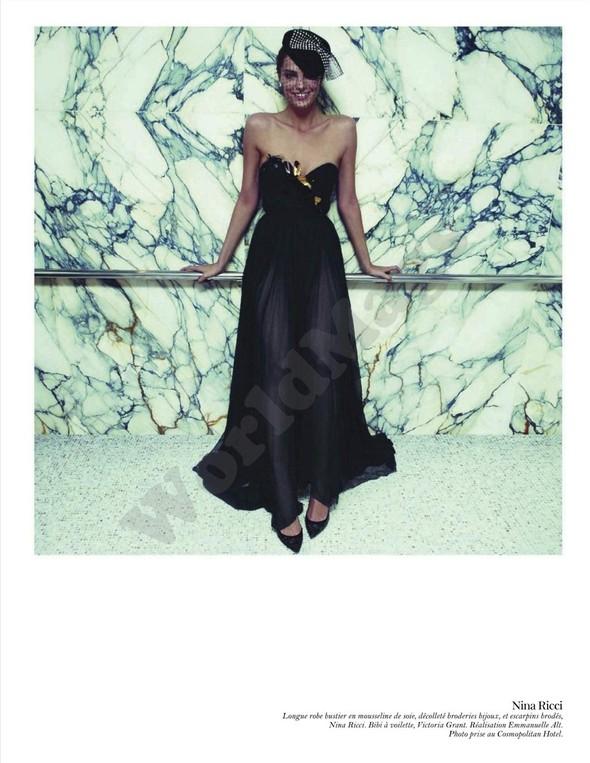 Съёмка: Дарья Вербова для французского Vogue. Изображение № 2.