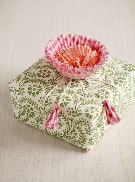 55 идей для упаковки новогодних подарков. Изображение № 19.