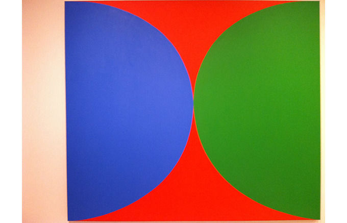 Ellsworth Kelly, Blue, Green, Red II, 1965. Изображение № 35.