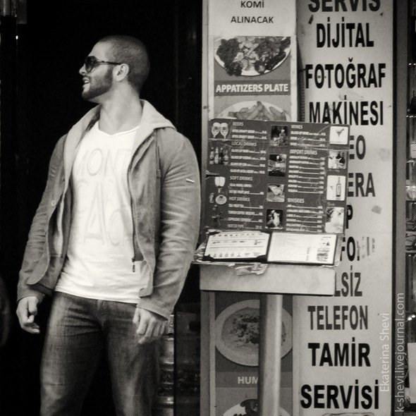 Стамбул-город мужчин. Изображение № 25.