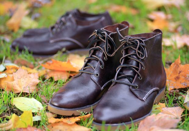 Мужские ботинки Sperry Top-Sider осень-зима 2012. Изображение №4.