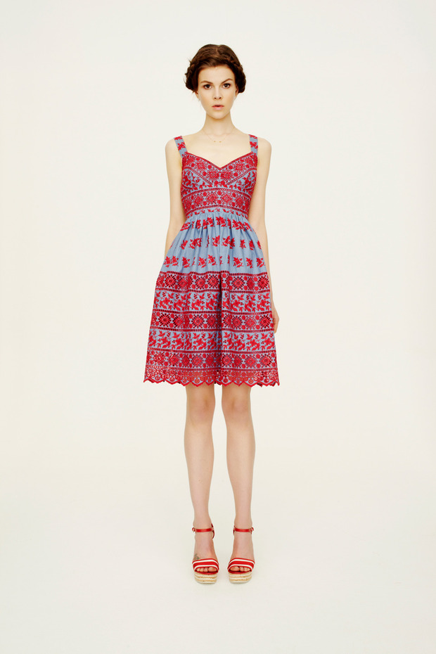 Collette by Collette Dinnigan. Resort 2013. Изображение № 4.
