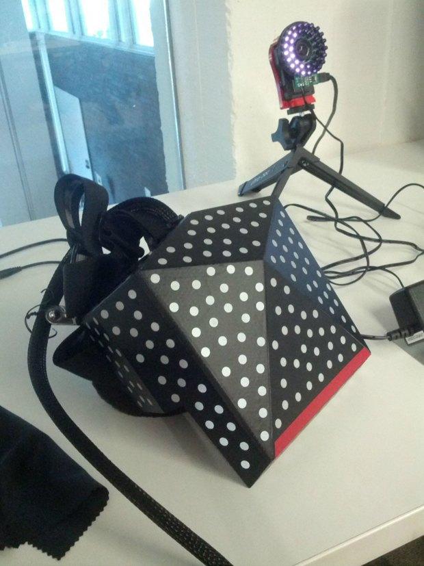 Valve показала новый прототип очков виртуальной реальности. Изображение № 1.