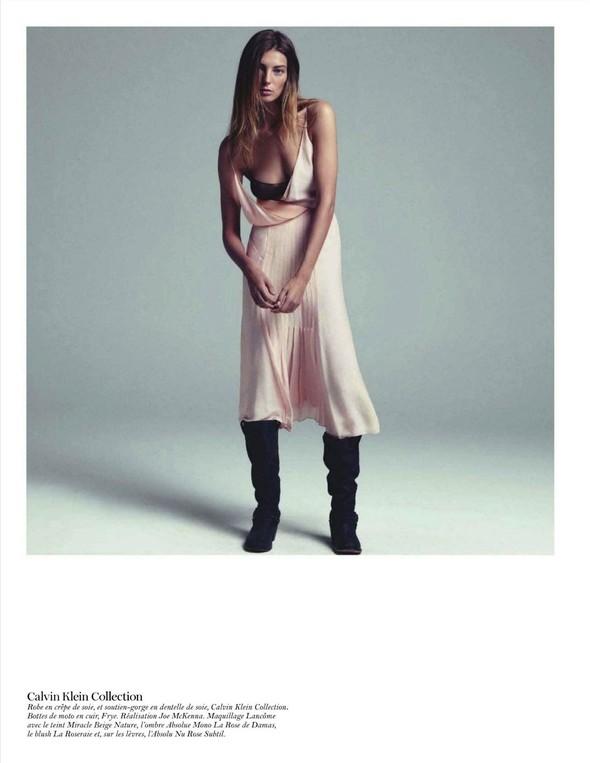 Съёмка: Дарья Вербова для французского Vogue. Изображение № 37.