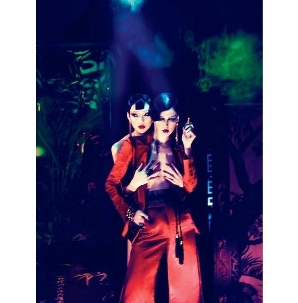 Изображение 19. Съемки: i-D, Interview, POP и Vogue.. Изображение № 19.