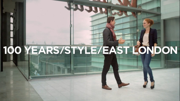 100 YEARS / STYLE / EAST LONDON. Изображение № 1.