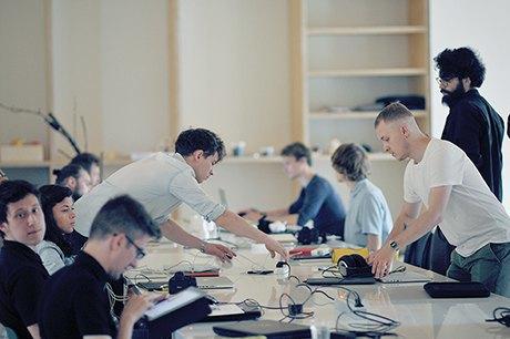Мастерство через ремесло: Вступительные экзамены в Кампус Барбанеля. Изображение № 9.