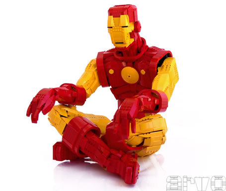 48 креативных LEGO творений. Изображение № 16.