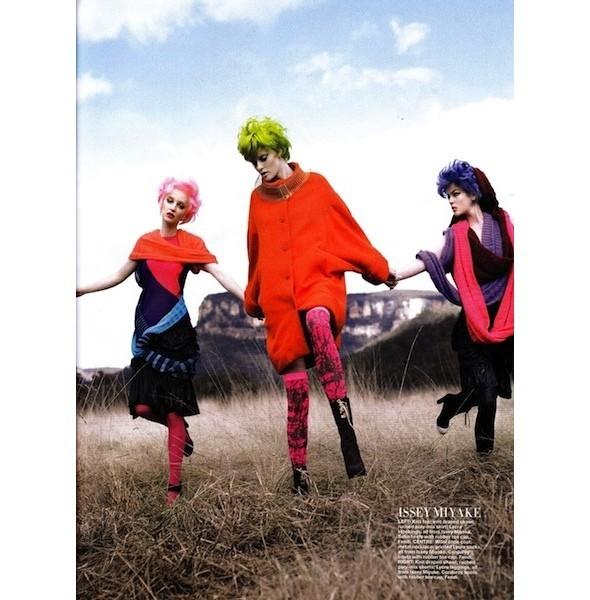 5 новых съемок: Harper's Bazaar, Qvest, POP и Vogue. Изображение № 6.