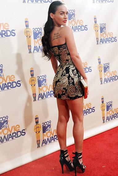 Наряды сMTV Movie Awards 2009. Изображение № 37.