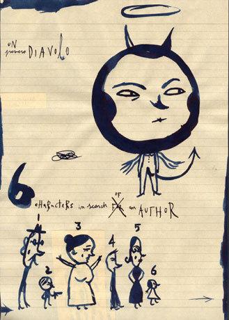 Лунная девушка Сара. Изображение № 23.