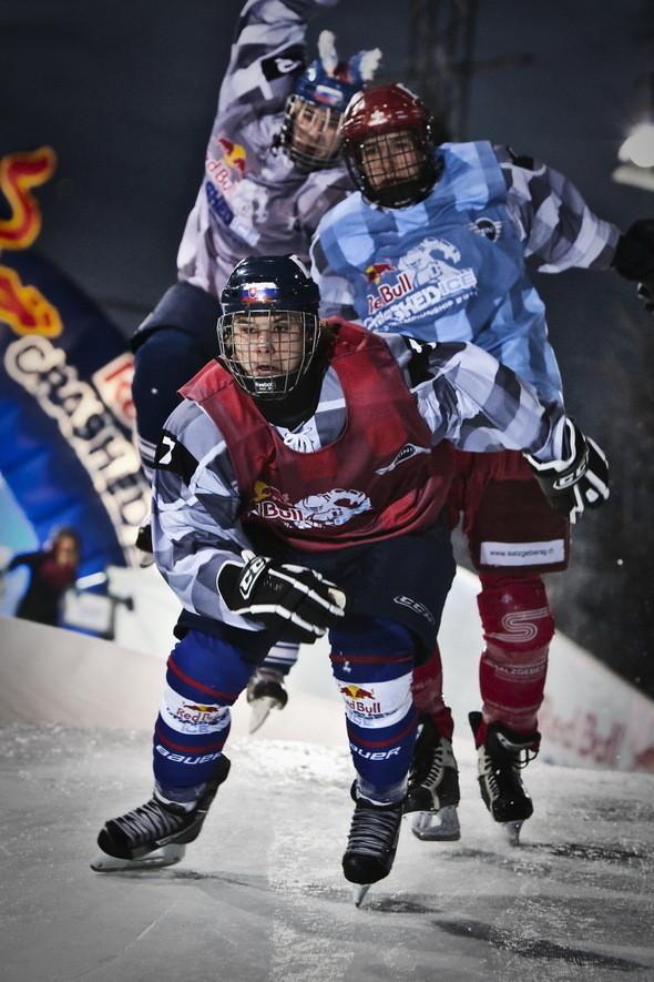 Изображение 12. Финляндия взяла реванш в Москве 26 февраля (Red Bull Crashed Ice 2011).. Изображение № 12.