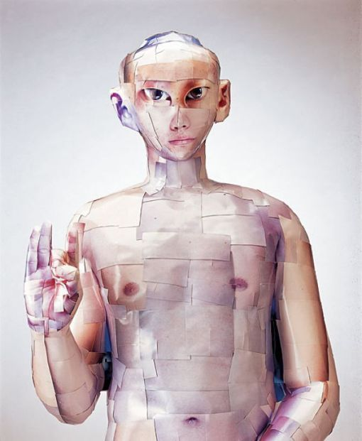 Фотоскульптуры Гвона Осанга. Изображение № 18.