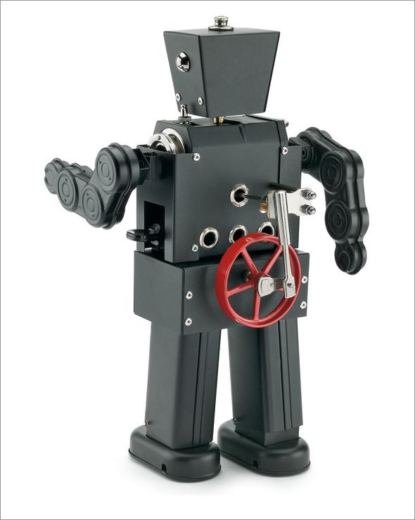 Паровой робот. Изображение № 3.