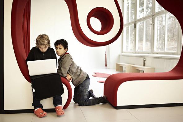 Экспериментальная школа в Стокгольме. Изображение № 7.