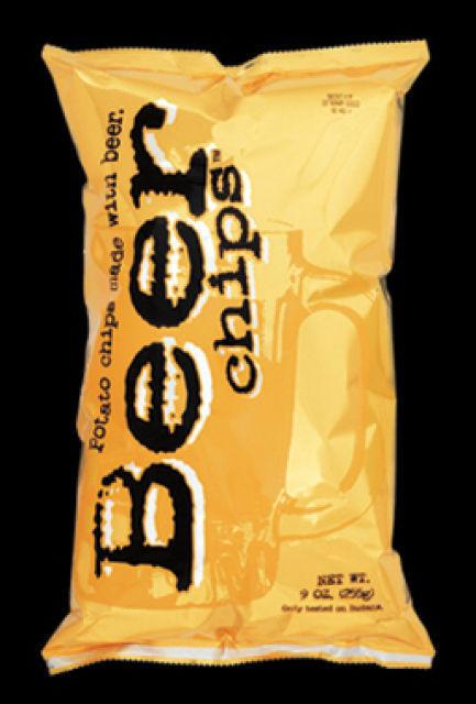 Несъедобное съедобно - какие бывают чипсы. Изображение № 80.