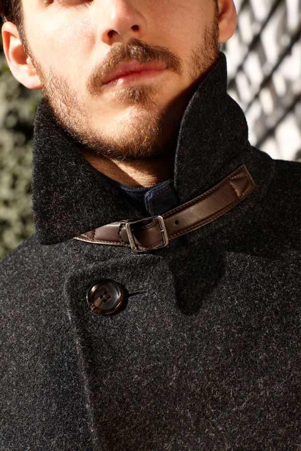 Новые мужские лукбуки Louis Vuitton, Marc Jacobs и Fred Perry. Изображение № 49.