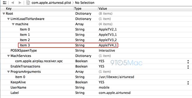 В iOS 7 нашли упоминание о новом Apple TV. Изображение № 1.