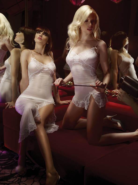 Agent Provocateur 2010: The Classics, Swimwear, Jewelry. Изображение № 5.